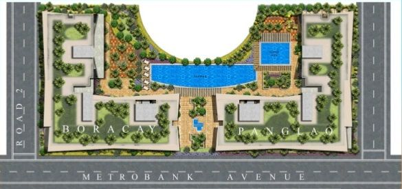 Condominium in Pasay Palm Beach Villas
