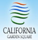 Logo California Garden Square