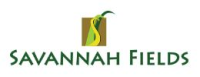 Logo Savannah Fields