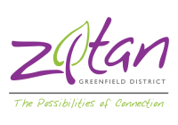 Logo Zitan at The Greenfield District