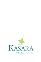 Logo Kasara Urban Resort Residences