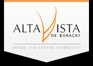 Logo Alta Vista de Boracay