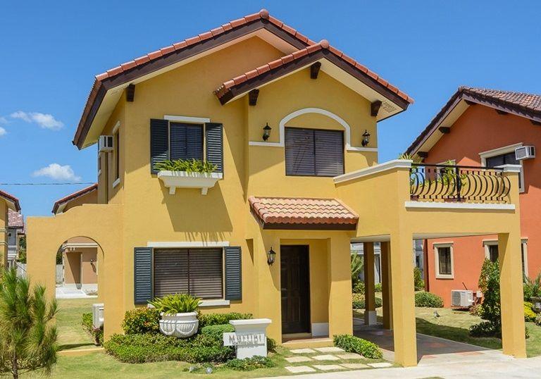 House and Lot 3 Bedrooms House and Lot for Sale at Valenza, Santa Rosa, Laguna in Santa Rosa