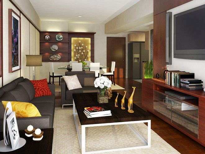 Condominium 2 Bedroom Unit in Sandstone at Portico  in Pasig