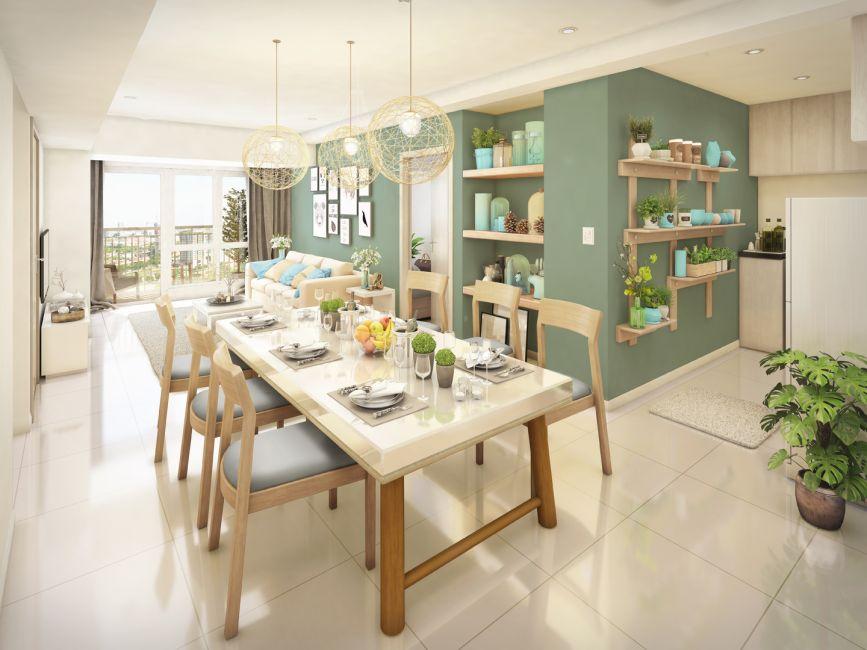 Condominium 2 Bedroom - Palatine at Solinea in Cebu