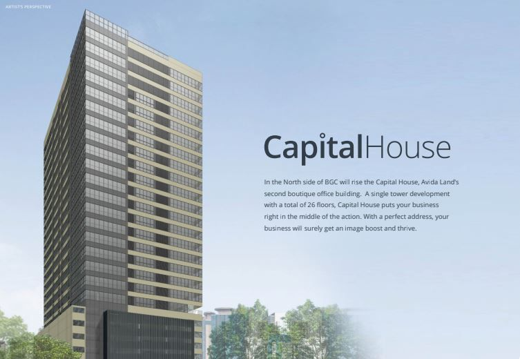 Commercial Capital House in Taguig