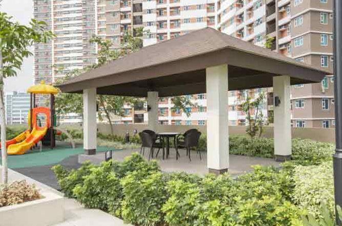 Condominium Axis Residences in Mandaluyong
