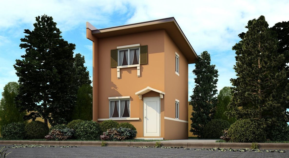House and Lot 2 Bedrooms House and Lot at Camella Lessandra Calamba (Ezabelle Model) in Calamba