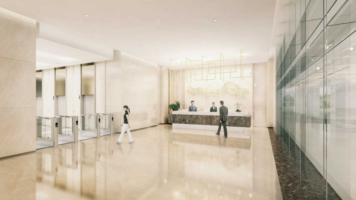 Office 161 sqm Office Space in Cebu Exchange in Cebu