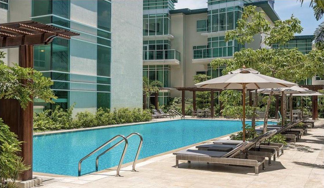 Condominium Aruga by Rockwell in Makati