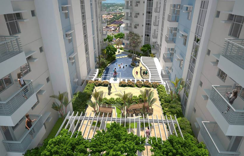 Condominium Suntrust Solana in Manila