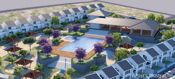 House and Lot Townhouse for Sale at Isabel Terraces Metro Manila Hills, Rodriguez, Rizal in Rodriguez