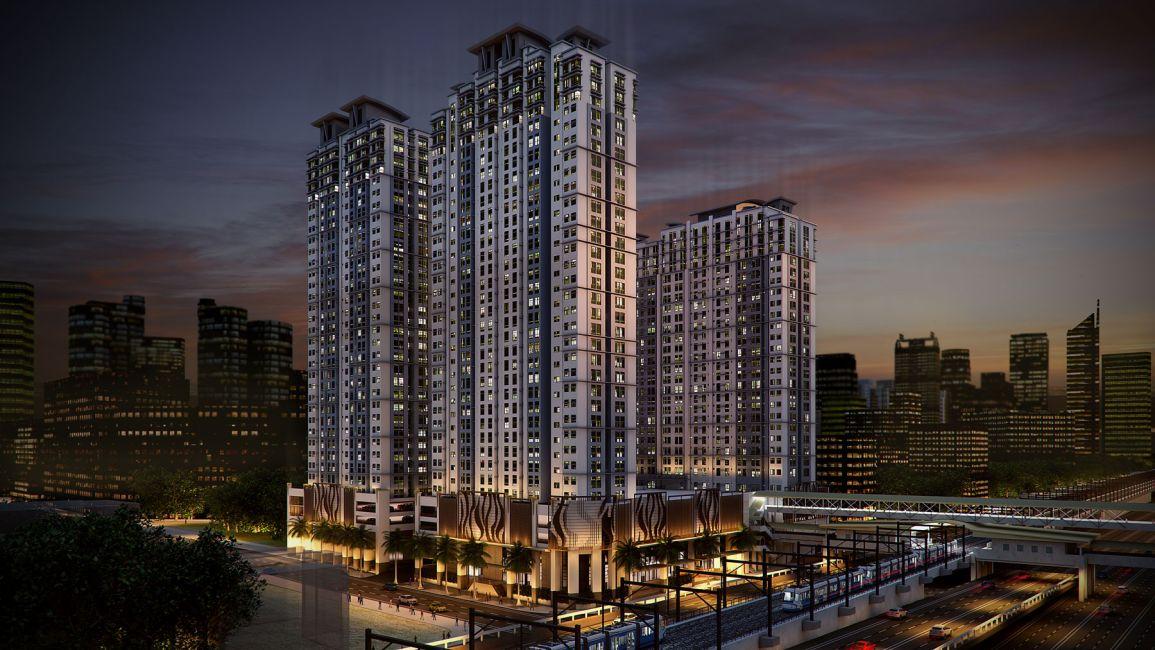 Condominium San Lorenzo Place in Makati