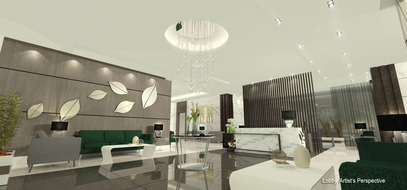 Condominium Leaf Residences in Muntinlupa