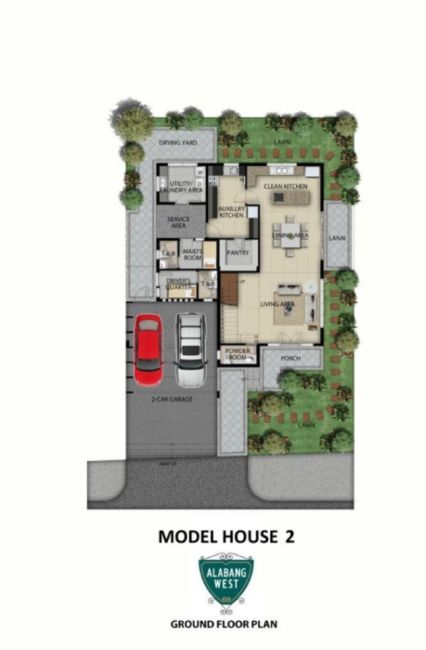 Residential Lot House and Lot for Sale at Alabang West Las Piñas, Metro Manila in Las Piñas