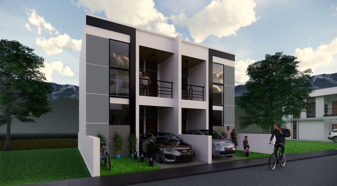 House and Lot Townhouse for sale at Sunrise Alexa Subdivision Hills in Antipolo, Rizal in Antipolo
