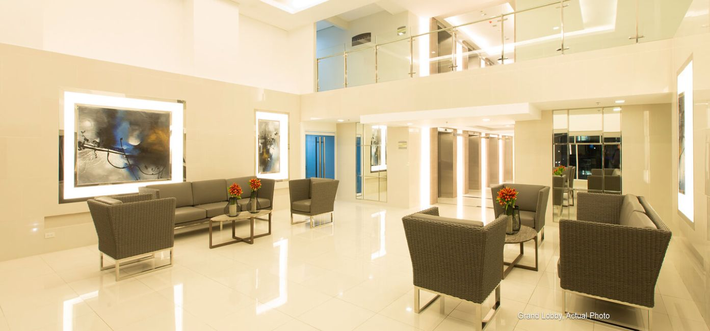 Condominium Jazz Residences in Makati