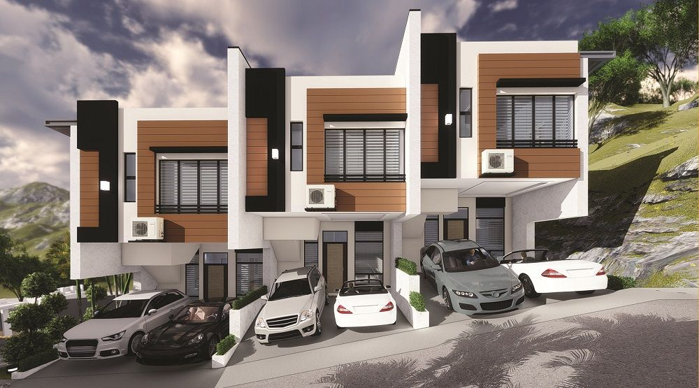 Townhouse The Nest Horizon in Antipolo