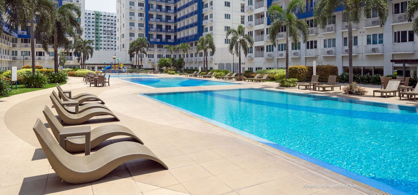 Condominium Sea Residences in Pasay