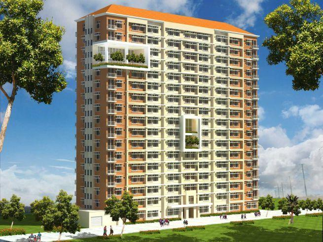 Condominium Peninsula Garden Midtown Homes in Manila