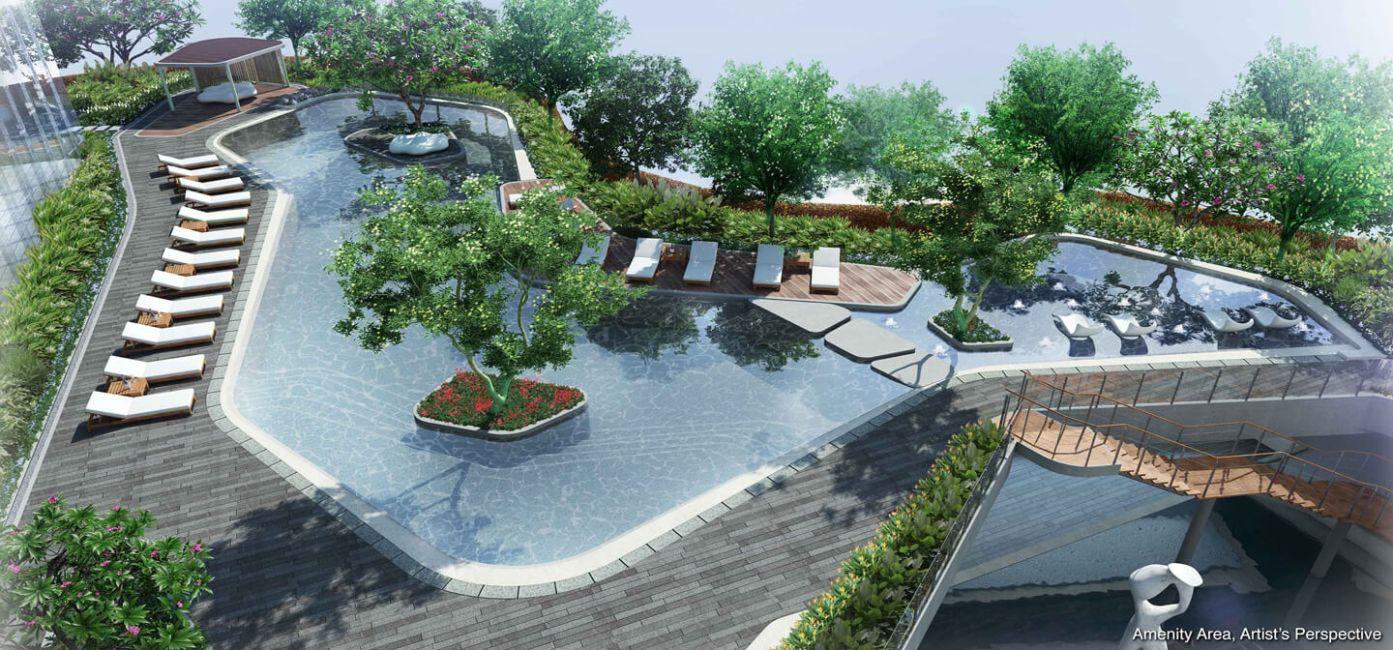Condominium Air Residences in Makati