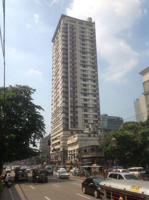 Condominium España Grand Residences in Manila