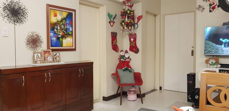 Condominium 2 Bedroom Unit in Quezon City