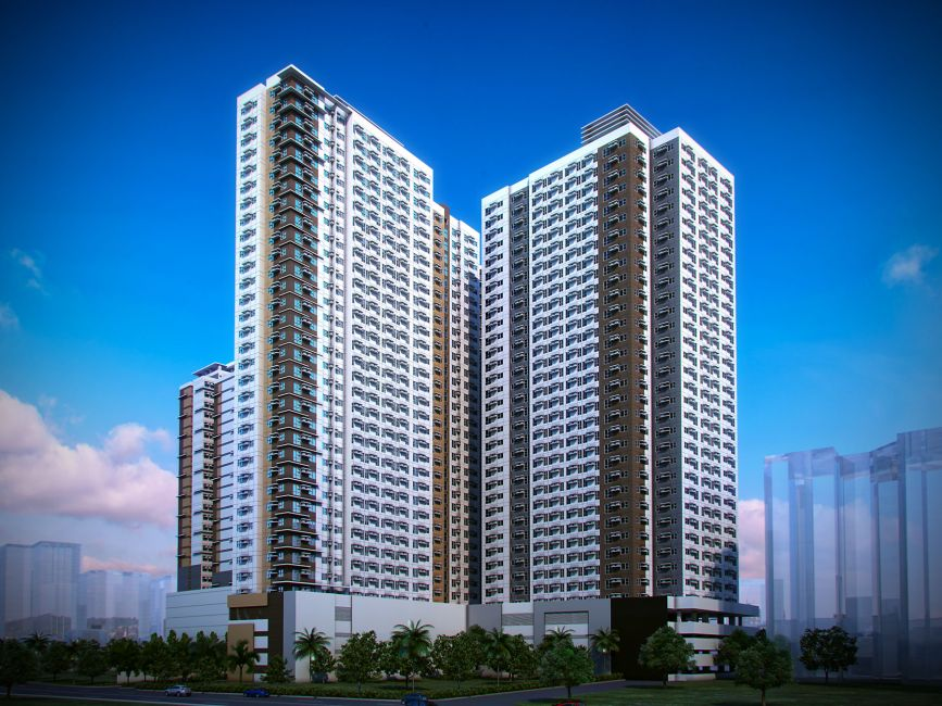 Condominium Pioneer Woodlands in Mandaluyong