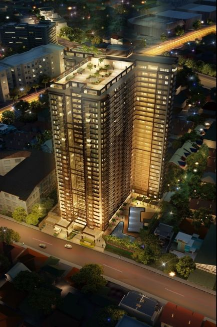 Condominium One Castilla Place in Quezon City