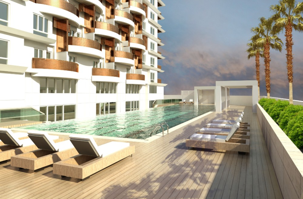 Condominium Zitan at The Greenfield District in Mandaluyong