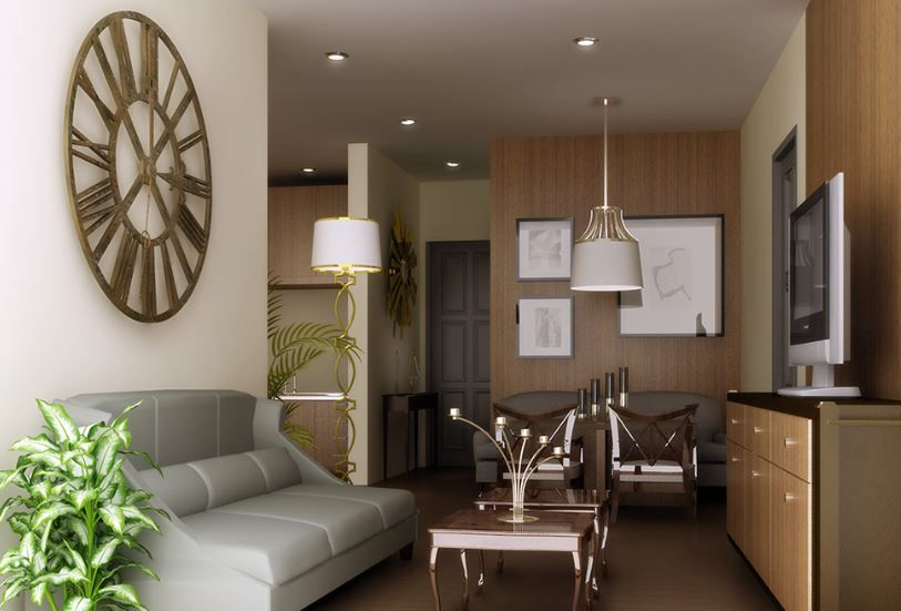 Condominium Knightsbridge Residences in Makati