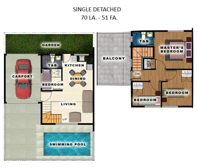 House and Lot House and Lot for Sale at Victoria Villas Metro Manila Hills, Rodriguez, Rizal in Rodriguez
