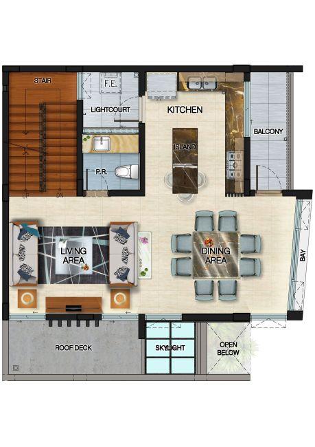 Townhouse 4 Bedroom Townhouse in Scout Rallos Quezon City, Metro Manila in Quezon City