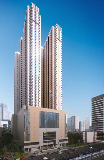 Condominium  2 Bedroom for sale at Victoria Sports Tower in Quezon City Metro Manila in Quezon City