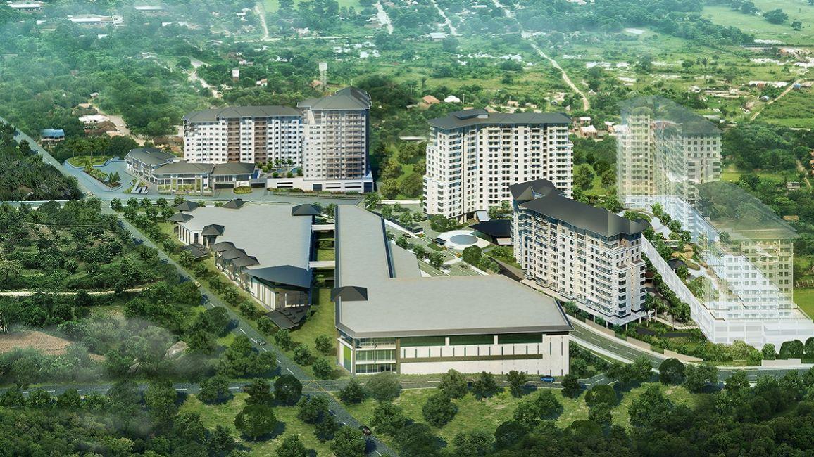 Condominium Serin East Tagaytay in Tagaytay