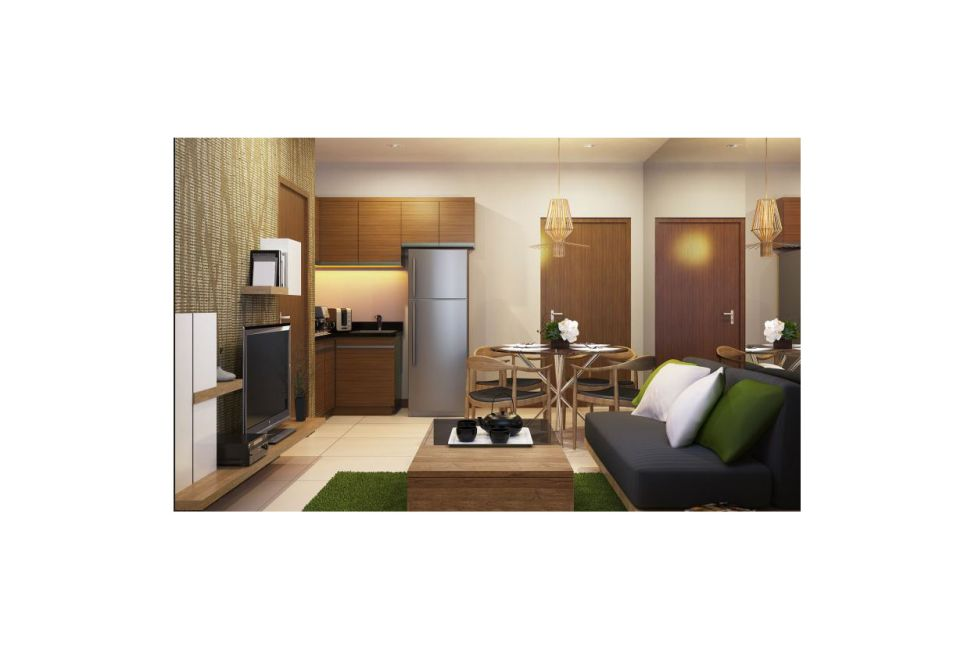 Condominium 1 Bedroom - Azalea Place in Cebu