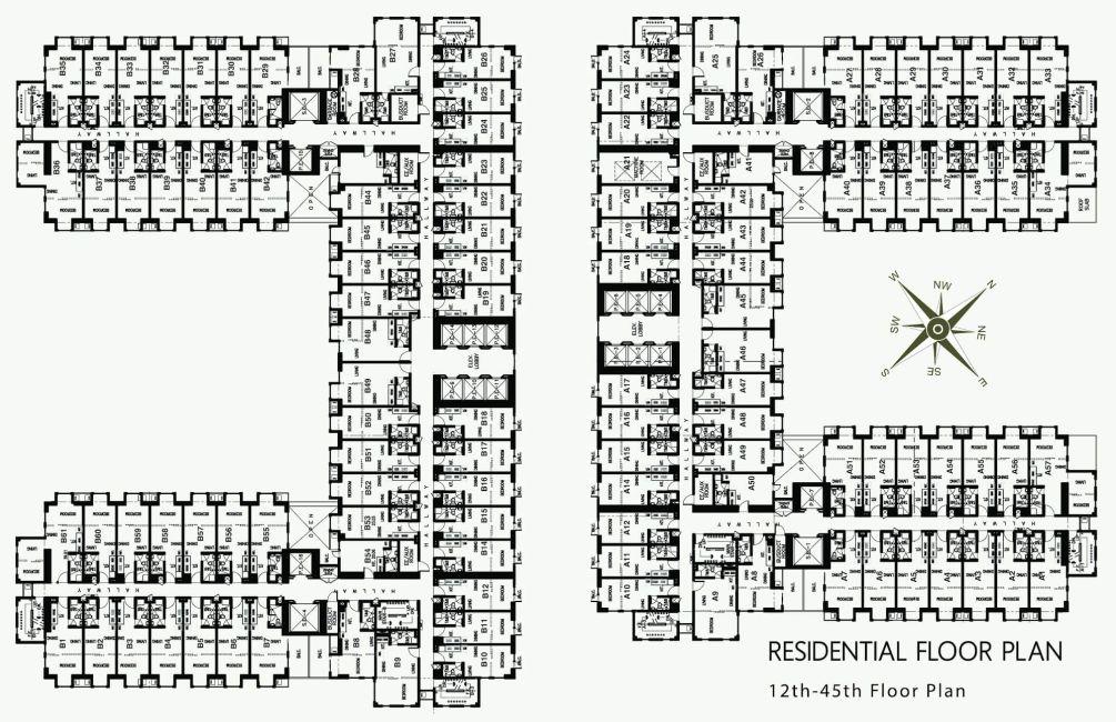Condominium Victoria Sports Tower – Station 2 in Quezon City