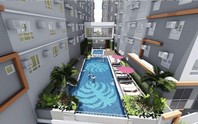 Condominium River Park Place in Mandaluyong