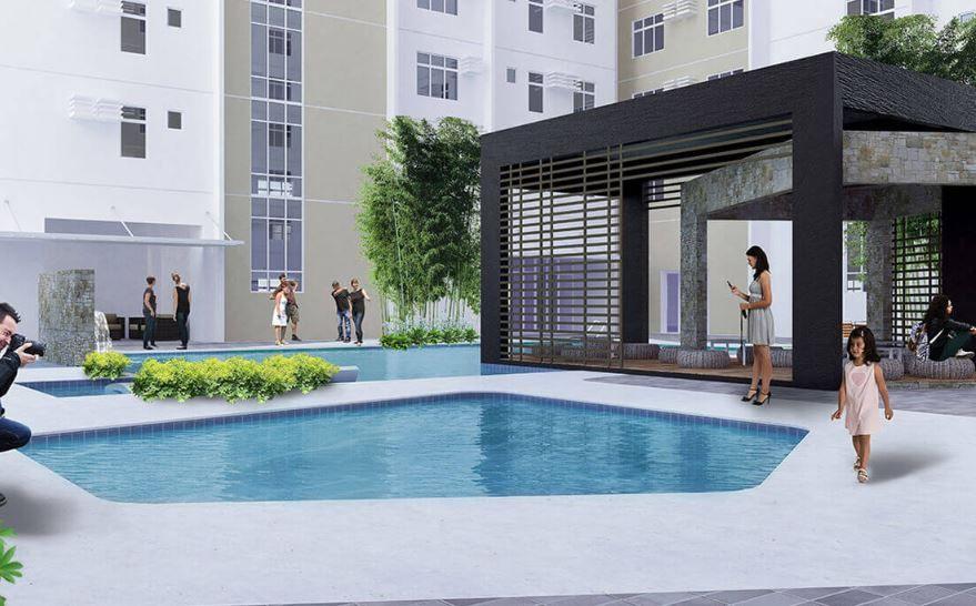 Condominium Amadea in Quezon City