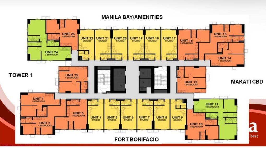 Condominium Avida Towers San Lorenzo in Makati