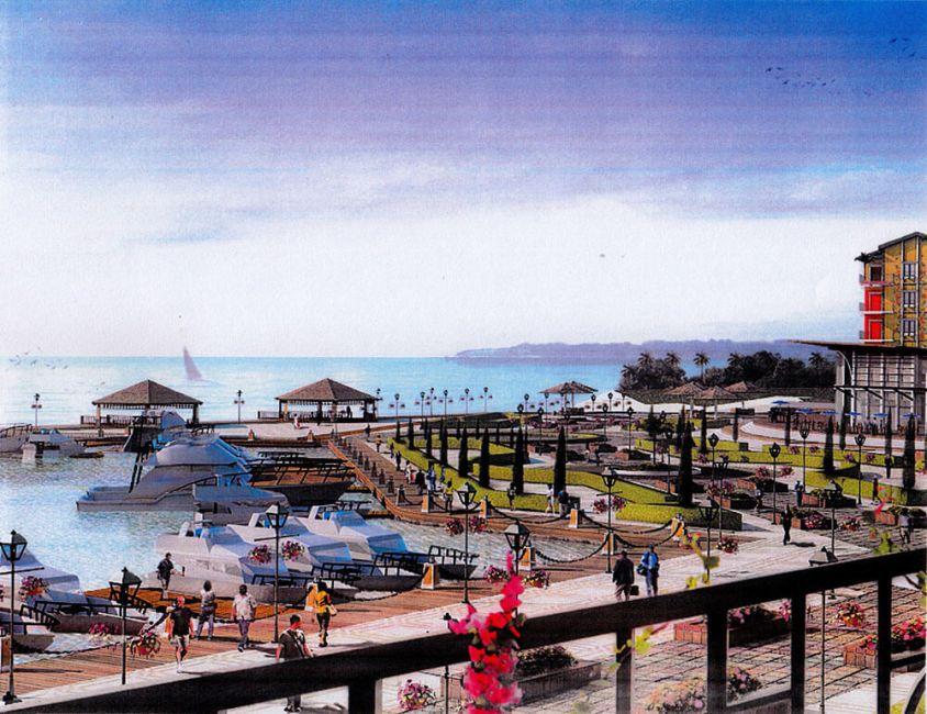 Residential Lot Yanarra Seaside Residences and Marina in Nasugbu