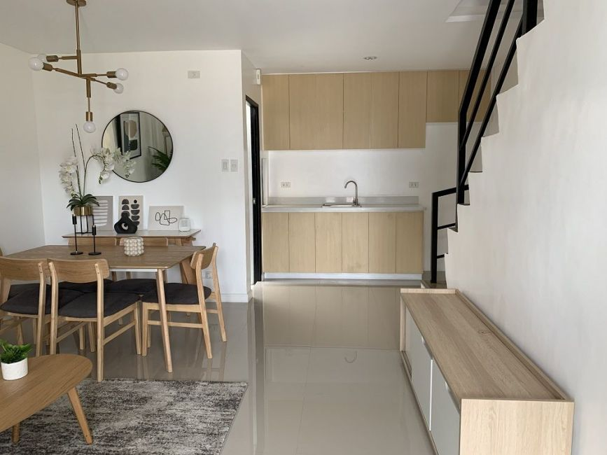 Townhouse Masinag Townhomes 2 in Antipolo