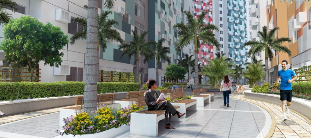 Condominium Tulip Gardens Prime Residential at Southwoods City in Biñan