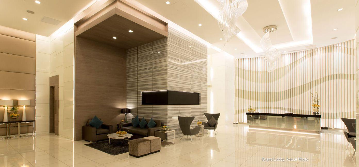 Condominium Jazz Residences in Makati