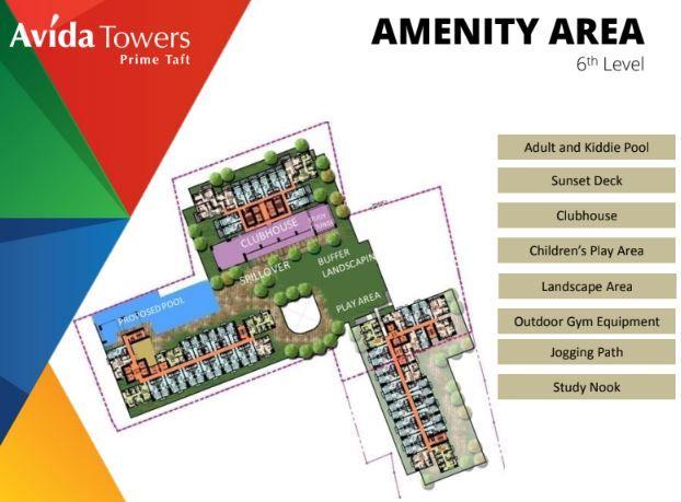Avida Towers Prime Taft in Manila