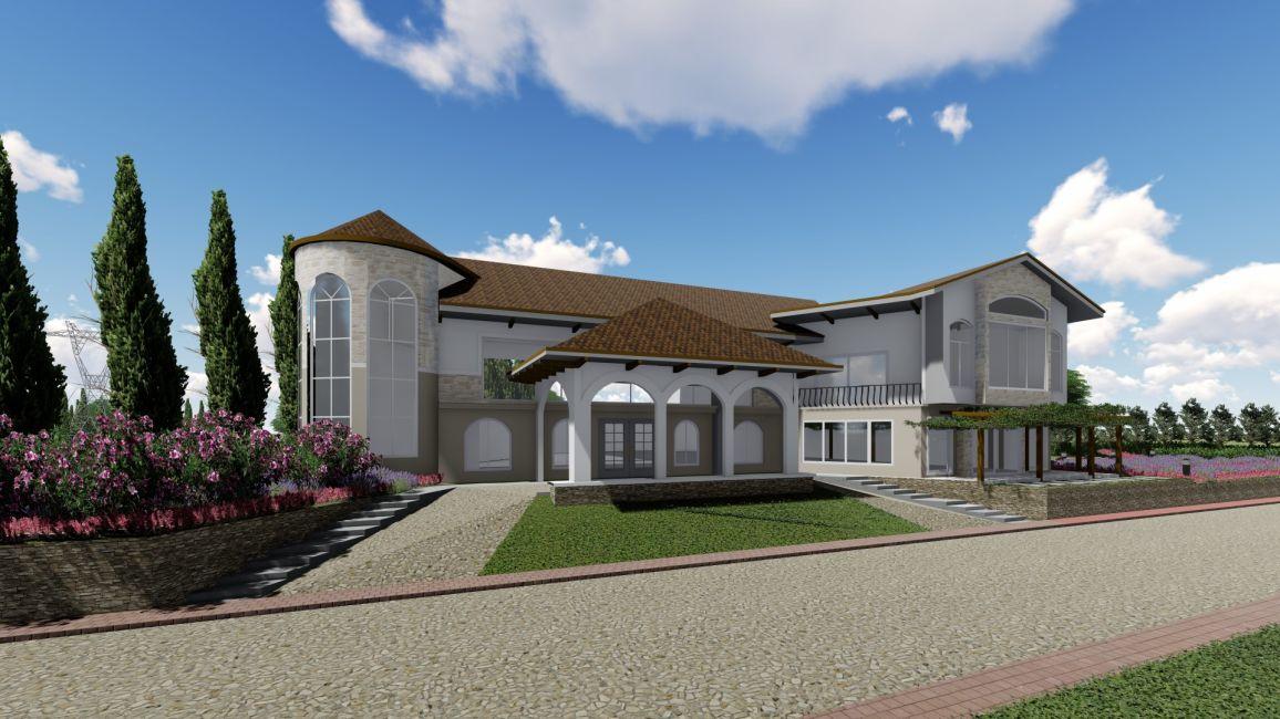 Condominium Valenza Mansions in Santa Rosa