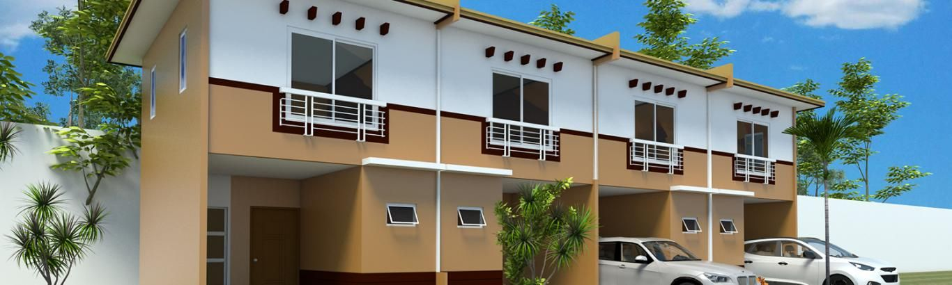 House and Lot 2 Bedroom Unit Townhouse in Bria Homes Ormoc in Ormoc
