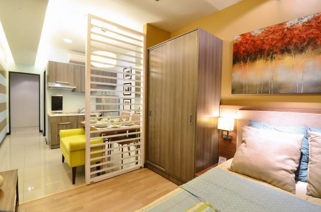 Condominium 2 Bedroom Unit in Pasig