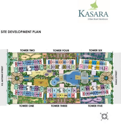 Condominium Penthouse Unit for sale in Ugong, Pasig - Kasara Urban Resort Residences in Pasig