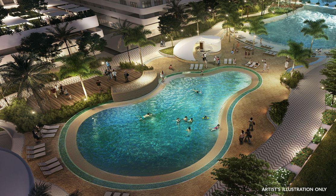 Condominium Azure Urban Resort Residences in San Fernando